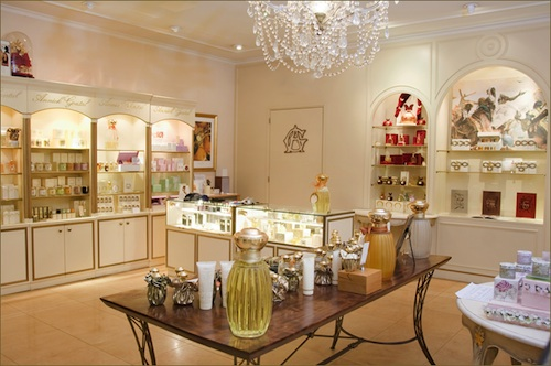 where to shop in paris for perfume