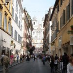where to shop in rome