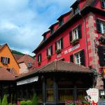 Le Chambard: historic hotel and gastronomic restaurant in Kaysersberg (Alsace)