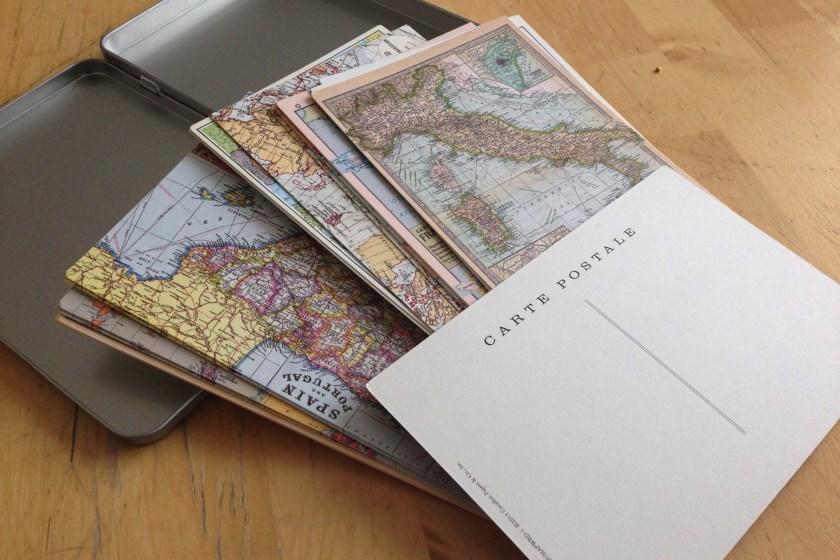 cavallini-postcards