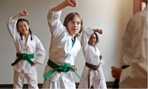 Children Martial Arts San Diego County