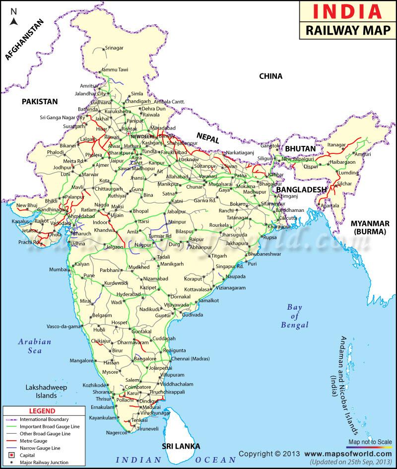 Indian Flag Hd 3d Wallpaper Indian Railways Map India Rail Map
