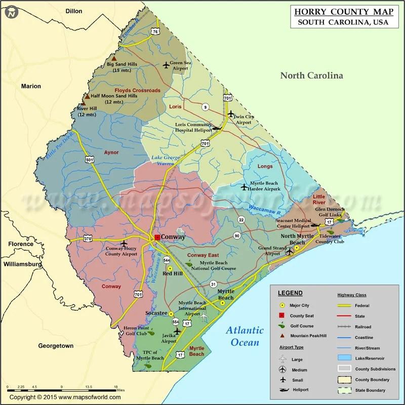 School Calendar Marion County Marion County Schools Horry County Map South Carolina