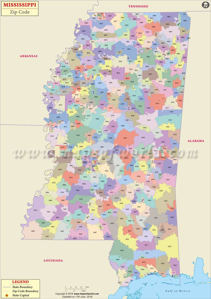 Louisiana Map Louisiana Satellite Images Landsat Color Image - Us zip codes list by state