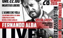 Fernando Alba LIVE 28 gennaio 2016