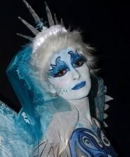 Body paint La Reina Murcia