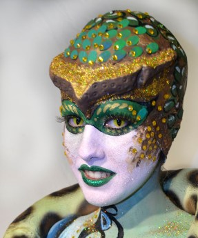 Body paint La serpiente Murcia