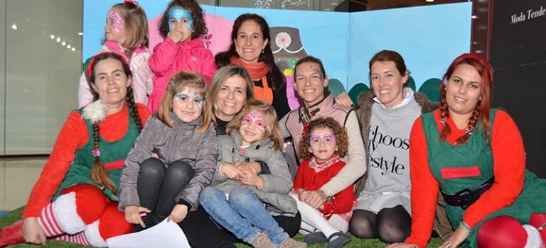 Maquillajes infantiles con Agenda Menuda