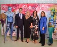 Premios excellence de cruceros 2017 El Batel Cartagena