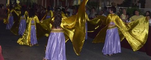 Desfile moros y cristianos Archena