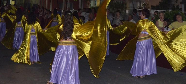 Desfile de moros y cristianos