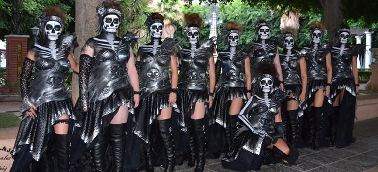 Fiestas de moros y cristianos en Orihuela