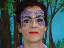Espectacular Maquillaje con prótesis