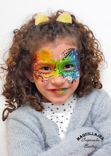 Face painting y cabritas 2