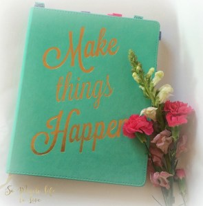 make-things-happen-journal-gratitude-blog