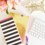 notebook-gold-flowers-girls-desk-ashleyelladesign