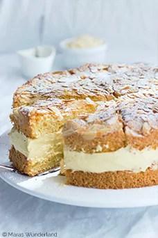 Maras Bienenstich-Torte