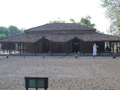 Sevagram Ashram India Tourist