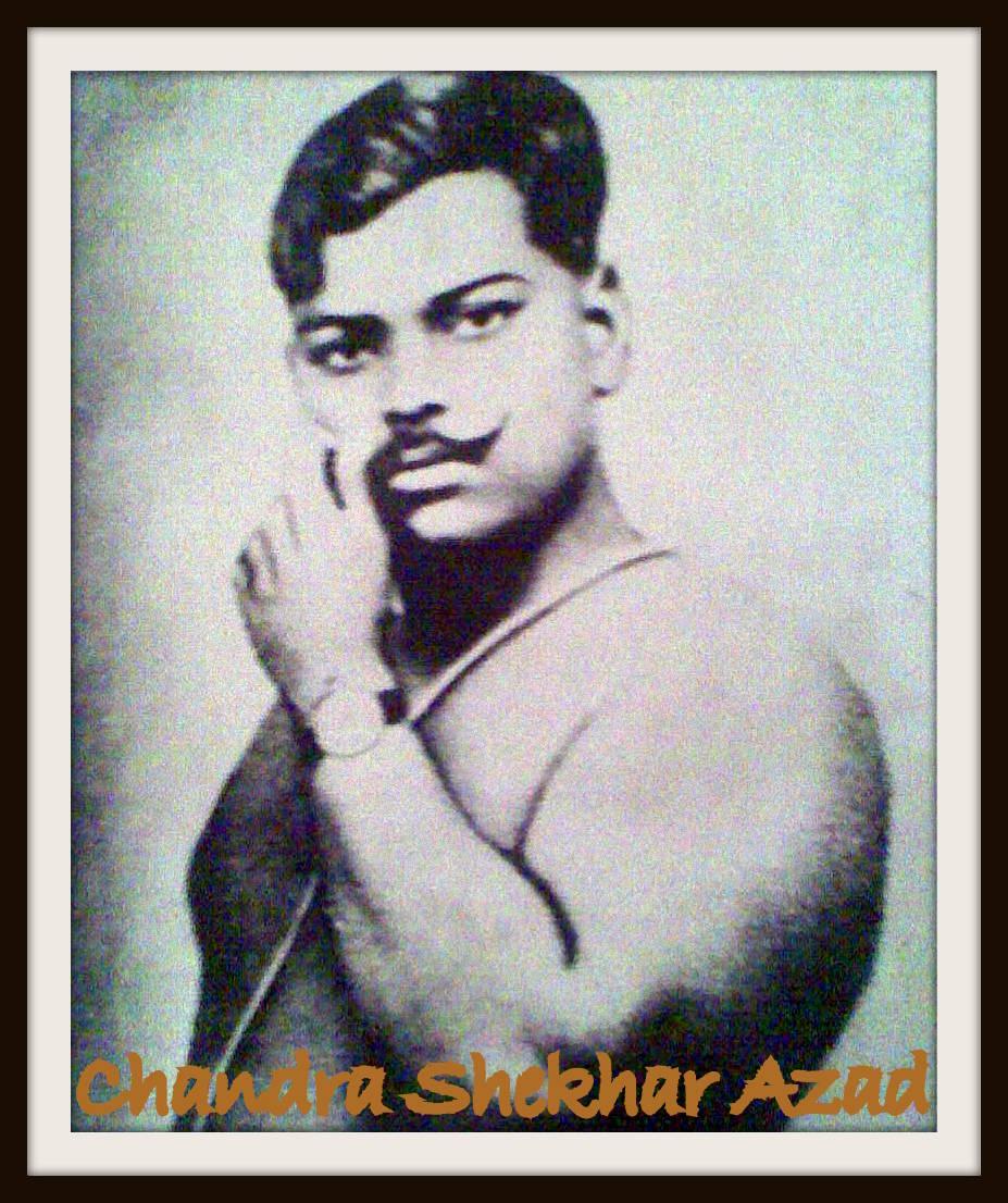 telugu essay of chandra shekhar azad చంద్రశేఖర్ సీతారాం తివారి (ఆజాద్) జూలై 23, 1906–ఫిబ్రవరి 27, 1931.