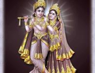 Krushan Utarto Roj Nabhatun कृष्ण उतरतो रोज नभातून, कालिंदीच्या तीरी राधा येते शोधत तेथे दोघांची बासरी सूर तेच पण कृष्ण नव्हे तो साजारंग हो...