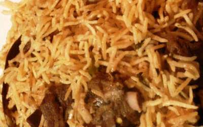 Mutton Pulao recipe. Mutton Pulao made with Basmati rice, Mutton, Onions, and medley of spices. The mutton pulao is very Testy and flavorful. It can be served to your Family....