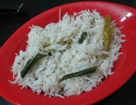 Coconut Milk Rice is an Indian recipe. It is made up of coconut milk, rice, lemon, coriander etc. Learn How to make coconut milk Rice by easy method. It has more...