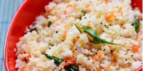 Idlicha Upma-Idli upma is a very delicious dish made with the leftover idlys. You can serve this dish in the breakfast which can be prepared in no time.It will take...