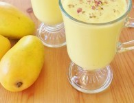 Mango Kheer – Mango kheer is  a sweet recipe made from mango, coconut milk, sugar and other ingredients. This mango kheer is usually served cold. Generally kids like this recipe....