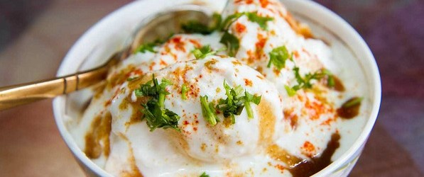 Dahi Butter(Dahi Vada)-Dahi vada is a famous dish all over india.Dahi vada is eaten as snack and also a part of our meal which is dunked in a creamy yogurt....