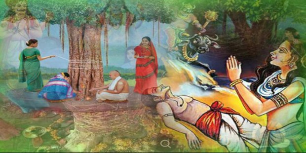 Vatsavitri Puja Mantra