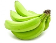 Bananas are available all year round in India. The green banana is best eaten cooked, either boiled or fried. Nutritionally, the green banana is a good source of fiber, vitamins and...