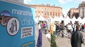 ALBI2013 au Marathon de Toulouse