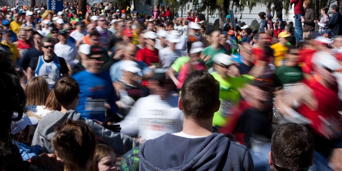Entry1 1 Week Until The Boston Marathon Over 30 Found Cheating