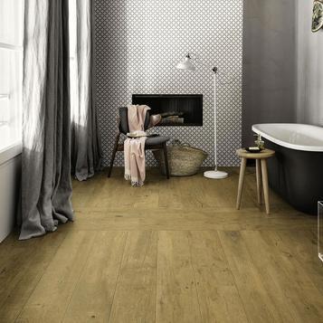 Fliesen Holzoptik Badezimmer Marazzi