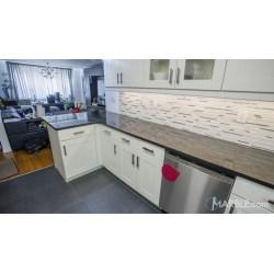 Small Crop Of Dark Granite Countertops
