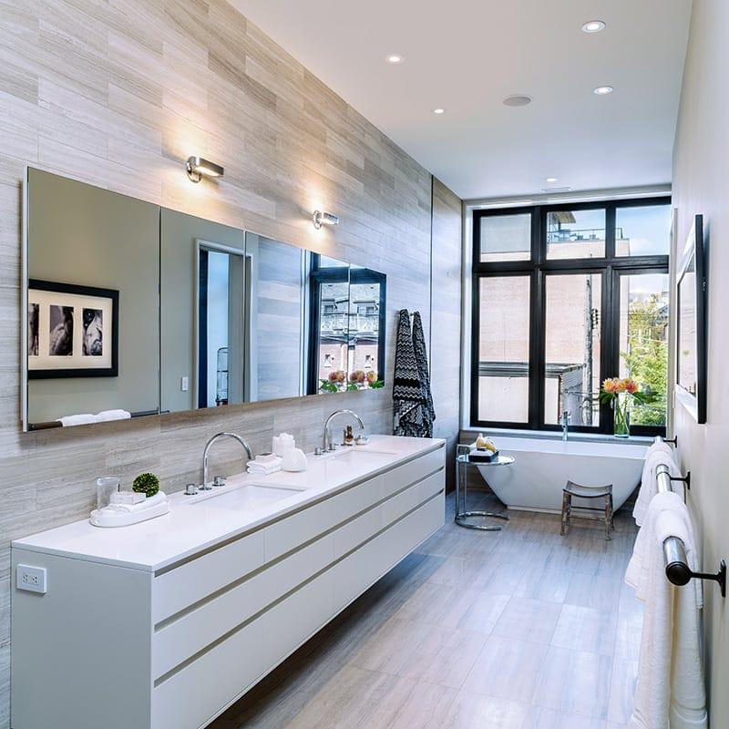 Haisa Light Honed Marble Tiles 12x24 Marble System Inc