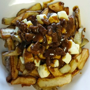 Pacific Northwest Poutine