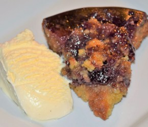 Tayberry Cobbler