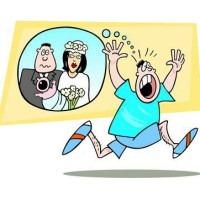 Semelhanças entre uma dissertação de mestrado e o casamento