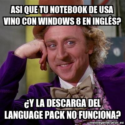 meme windows 8 en ingles
