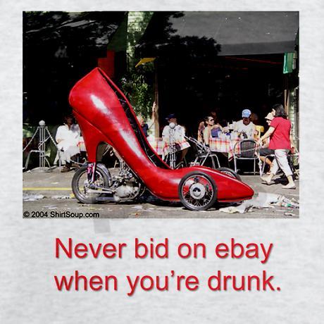 drunk ebay
