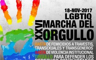 XXVI MARCHA DEL ORGULLO 2017