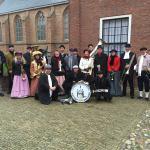 Charles Dickens Band in Scheveningen
