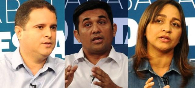 Edivaldo, Wellington e Eliziane: jovens candidatos na era pós-Sarney