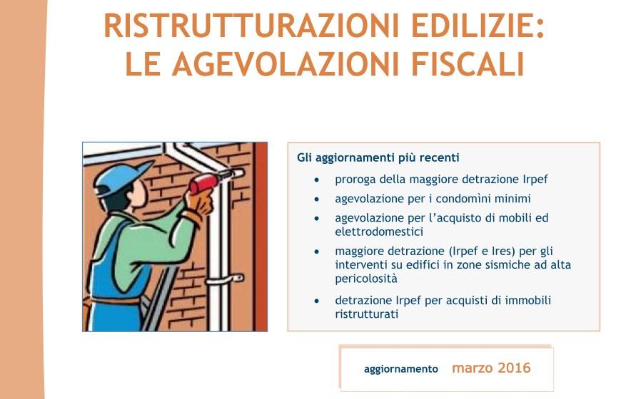 Ristrutturazioni e Detrazioni – Facciamo Chiarezza – Marco Dal Pra