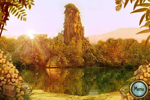 The Lost City - iPhone app