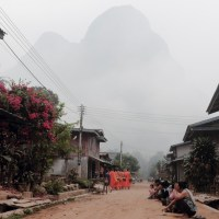 Laos- Luang Prabang Province > Muang Ngoi Neua