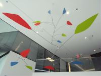 Large Custom Art Mobiles and Hanging Kinetic Sculptures