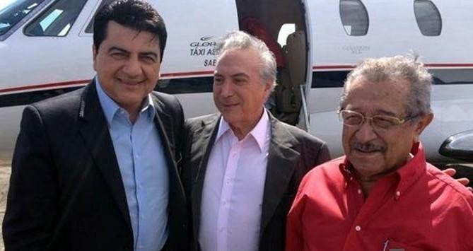 PMDB: informa-se que partido vem inteiro pra Cartaxo