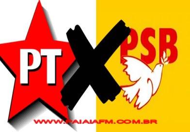 Recado do petismo: Não se mistura com DEM, PTB e PPS